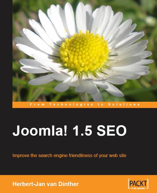 It's Done… The Joomla 1.5 SEO Book is out Now!