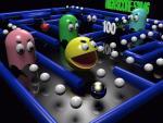 pacman free online kids game